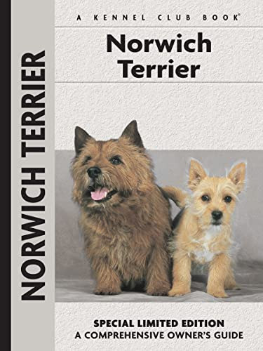 Norwich Terrier (Comprehensive Owner's Guide) (1593783345) by Kane, Alice