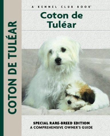 Coton De Tulear (Comprehensive Owner's Guide): Knorr, Wolfgang