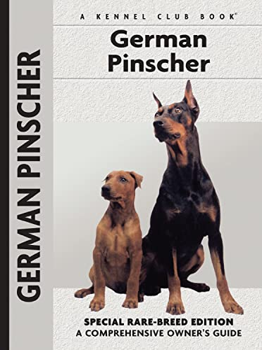 9781593783556: German Pinscher (Comprehensive Owner's Guide)