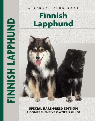 Finnish Lapphund: Special Rare-Breed Edition A Comprehensive: Jackson, Toni