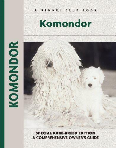 9781593783785: Komondor (Comprehensive Owner's Guide)