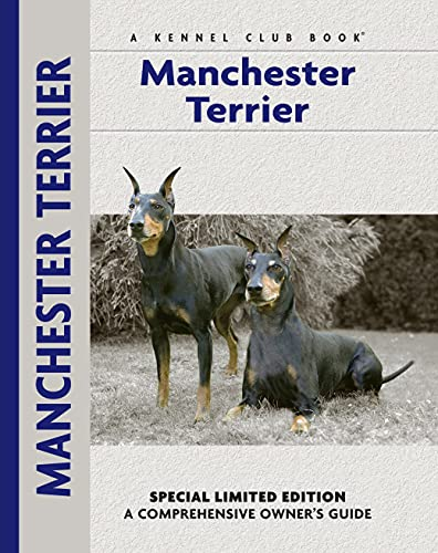 Manchester Terrier (Comprehensive Owner's Guide): Muriel P. Lee