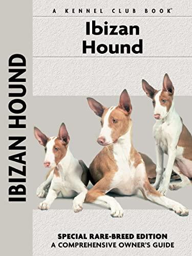 Ibizan Hound (Hardcover): Juilette Cunliffe