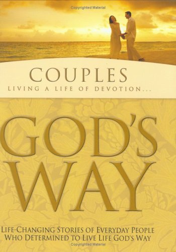 God's Way Couples: Living a Life of Devotion (1593790147) by White Stone Books