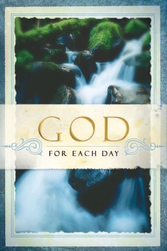 God for Each Day (Each Day) (1593790767) by White Stone Books