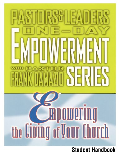 Empowering The Giving Of Your Church: DAMAZIO FRANK