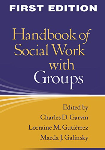 9781593850043: Handbook of Social Work with Groups, First Edition