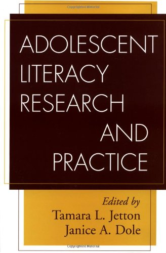 9781593850210: Adolescent Literacy Research and Practice (Solving Problems in Teaching of Literacy)