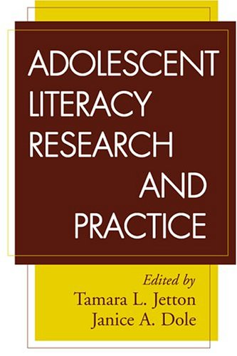 9781593850227: Adolescent Literacy Research and Practice (Solving Problems in the Teaching of Literacy)