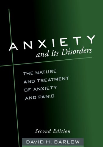 9781593850289: Anxiety and Its Disorders: The Nature and Treatment of Anxiety and Panic