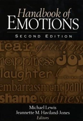 9781593850296: Handbook of Emotions, Second Edition