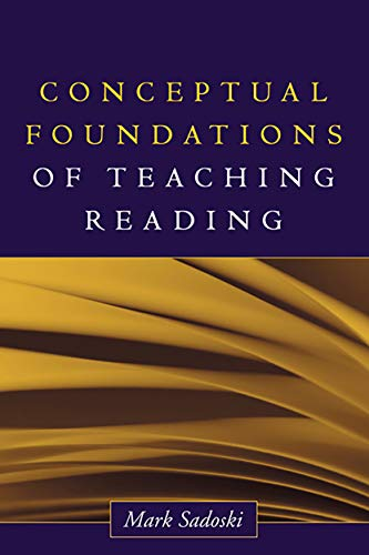 9781593850364: Conceptual Foundations of Teaching Reading (Solving Problems in the Teaching of Literacy)