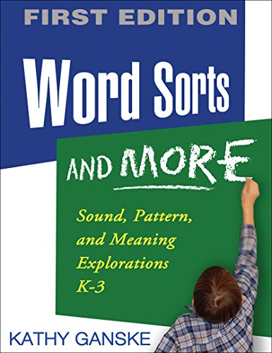 9781593850500: Word Sorts and More: Sound, Pattern, and Meaning Explorations K-3 (Solving Problems in the Teaching of Literacy)