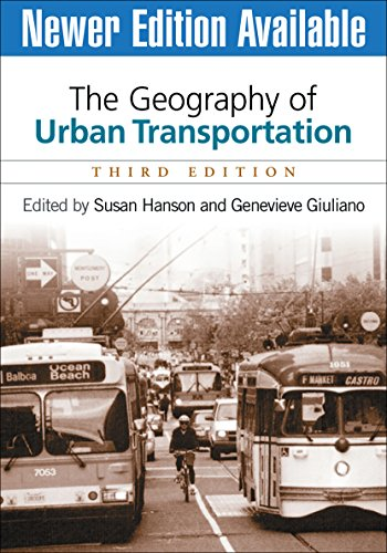 9781593850555: The Geography of Urban Transportation, Third Edition