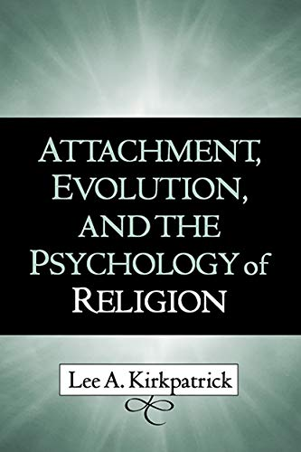 9781593850883: Attachment, Evolution, and the Psychology of Religion