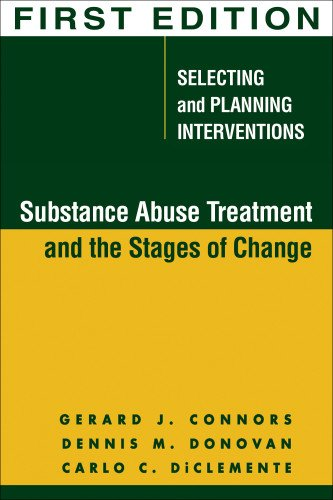 9781593850975: Substance Abuse Treatment and the Stages of Change: Selecting and Planning Interventions (The Guilford Substance Abuse Series)