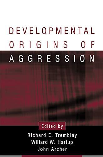 9781593851101: Developmental Origins of Aggression