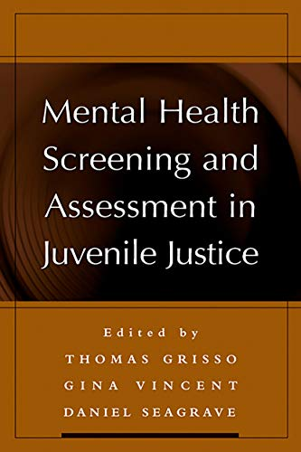 9781593851323: Mental Health Screening and Assessment in Juvenile Justice