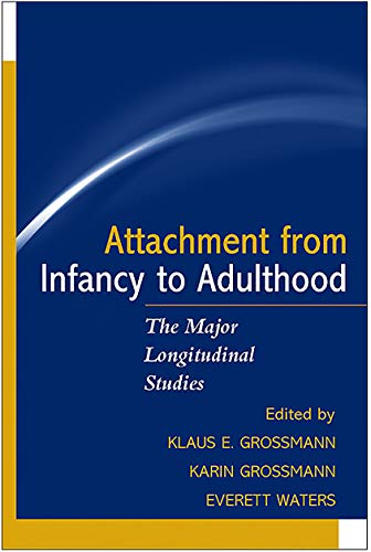 9781593851453: Attachment from Infancy to Adulthood: The Major Longitudinal Studies
