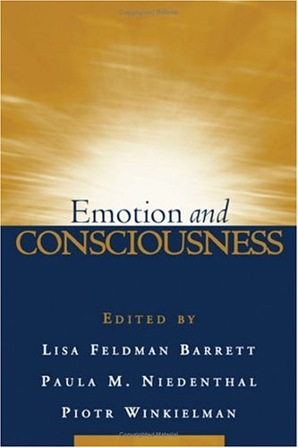 9781593851880: Emotion and Consciousness