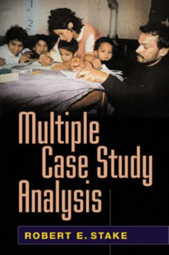 9781593852481: Multiple Case Study Analysis