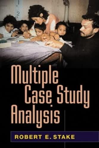 9781593852481: Multiple Case Study Analysis