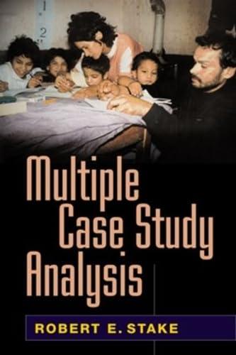 9781593852498: Multiple Case Study Analysis