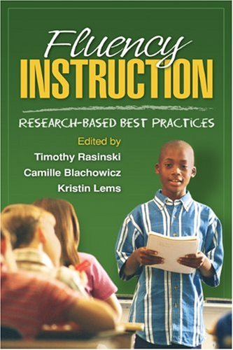 9781593852535: Fluency Instruction: Research-Based Best Practices