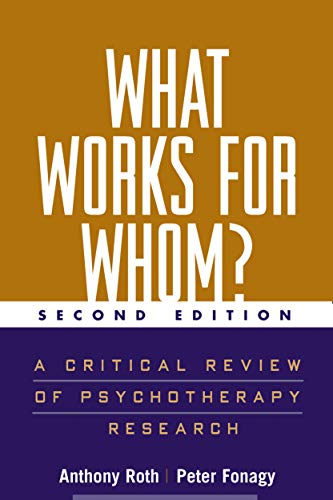 9781593852726: What Works for Whom?: A Critical Review of Psychotherapy Research