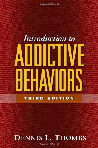 9781593852788: Introduction to Addictive Behaviors, Third Edition (The Guilford Substance Abuse Series)