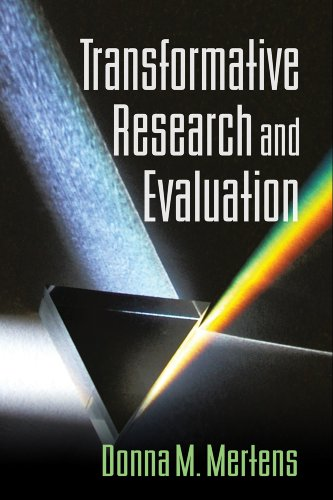 Transformative Research and Evaluation: Mertens PhD, Donna