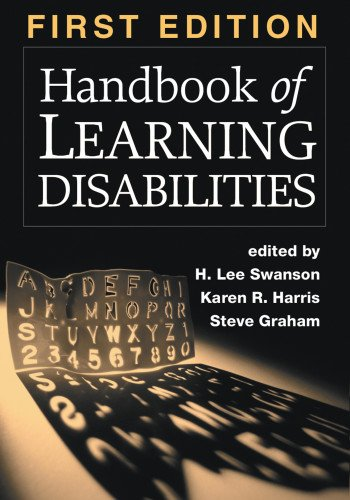 Handbook of Learning Disabilities, First Edition