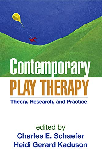 9781593853044: Contemporary Play Therapy: Theory, Research, and Practice
