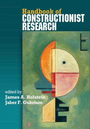 9781593853051: Handbook of Constructionist Research