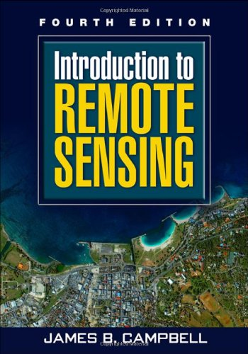9781593853198: Introduction to Remote Sensing, Fourth Edition