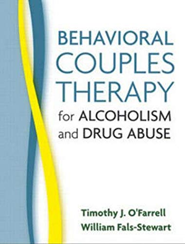 9781593853242: Behavioral Couples Therapy for Alcoholism and Drug Abuse