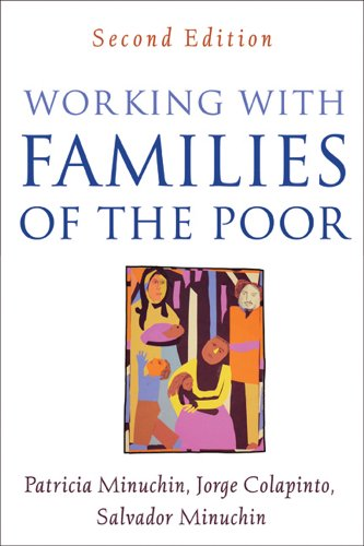 9781593853471: Working with Families of the Poor, Second Edition (The Guilford Family Therapy Series)