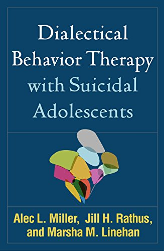 9781593853839: Dialectical Behavior Therapy with Suicidal Adolescents