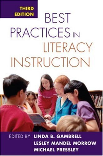 9781593853921: Best Practices in Literacy Instruction, Third Edition
