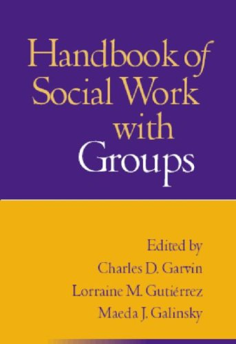9781593854003: Handbook of Social Work with Groups, First Edition