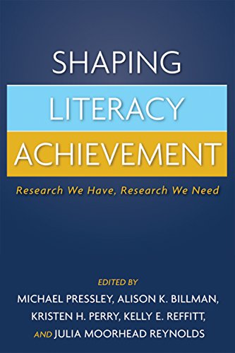 Shaping Literacy Achievement: Research We Have, Research
