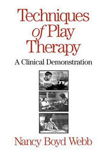 9781593854232: Techniques of Play Therapy: A Clinical Demonstration