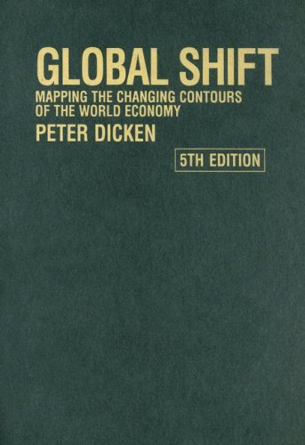 9781593854379: Global Shift, Fifth Edition: Mapping the Changing Contours of the World Economy (Global Shift: Mapping the Changing Contours)