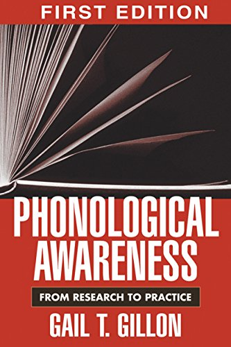 9781593854720: Phonological Awareness, First Edition: From Research to Practice (Challenges in Language and Literacy)