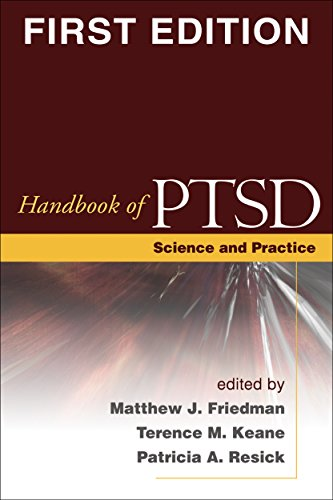 9781593854737: Handbook of PTSD, First Edition: Science and Practice