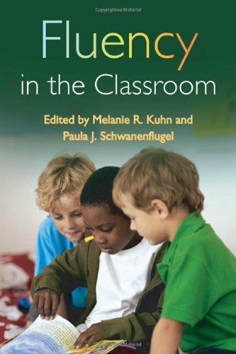Fluency in the Classroom (Solving Problems in Teaching of Literacy)