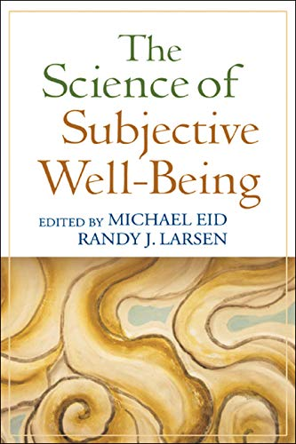 9781593855819: The Science of Subjective Well-Being