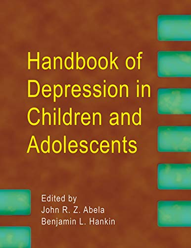9781593855826: Handbook of Depression in Children and Adolescents