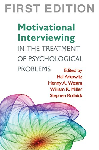 9781593855857: Motivational Interviewing in the Treatment of Psychological Problems, First Ed (Applications of Motivational Interviewing)