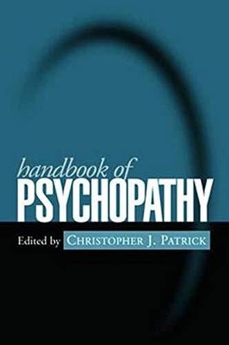 9781593855918: Handbook of Psychopathy